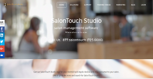 Logo of SalonTouch