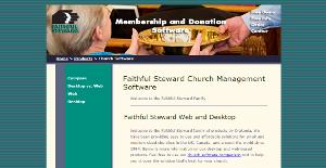 Logo of Faithful Steward