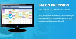 Logo of Salon Precision