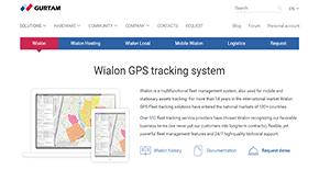 Logo of Wialon