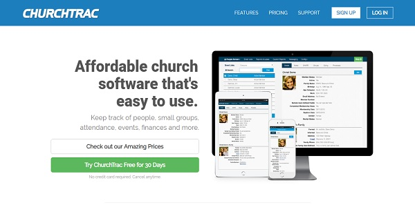 ChurchTrac Online Reviews: Overview, Pricing and Features