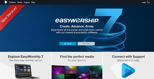 EasyWorship Reviews: Overview, Pricing and Features