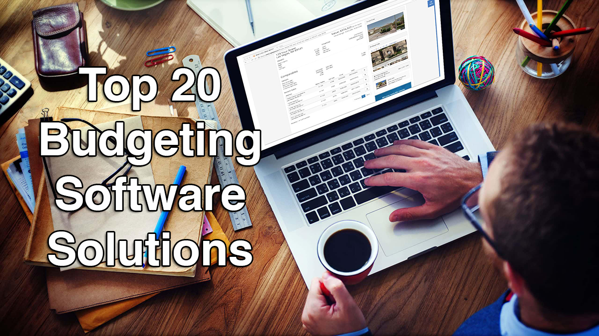20 Best Budgeting Software Solutions of 2019 - Financesonline com