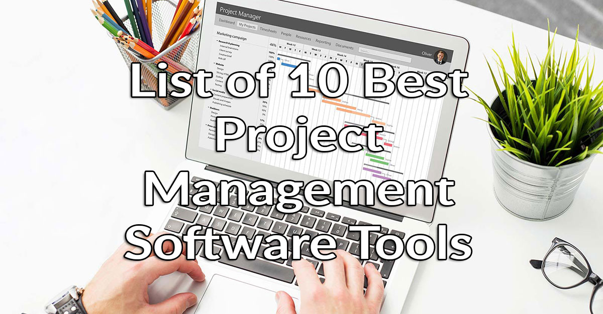 software project management projects topics