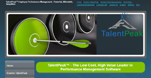 Logo of TalentPeak