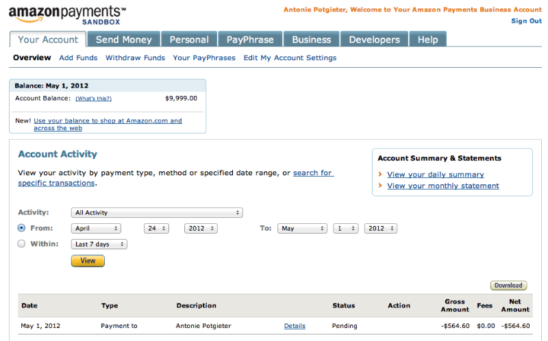 Top 10 Alternatives to Amazon Payments: Comparison of Key