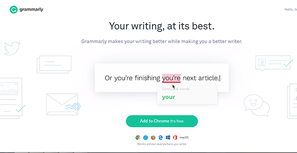 Grammarly Reviews: Overview, Pricing and Features