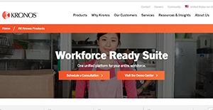Kronos Workforce Ready Reviews: Overview, Pricing and Features