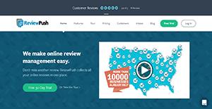 Logo of ReviewPush