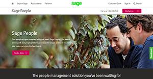Logo of Sage People