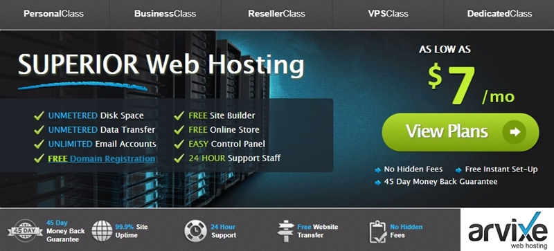 20 Popular Web Hosting Services Providers: Who's Best for Small