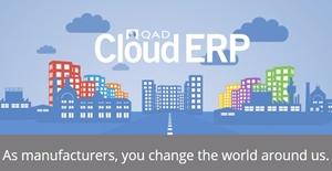 Logo of QAD Cloud ERP