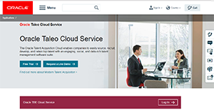 Oracle Taleo Cloud Service Reviews: Overview, Pricing and Features