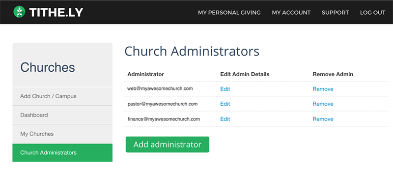 a church giving management application tithely is designed to inspire congregations to extend their generosity and boost member engagement
