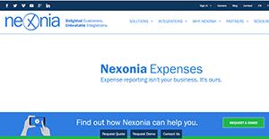 Logo of Nexonia Expenses