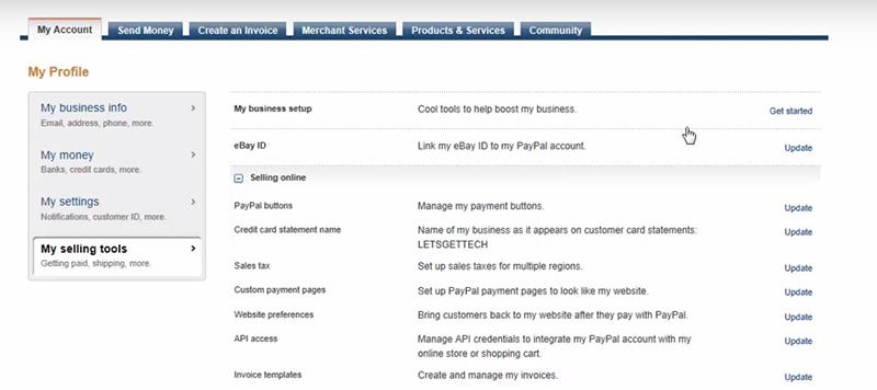 what is unique about paypal payments pro