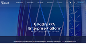 UiPath Reviews: Overview, Pricing and Features