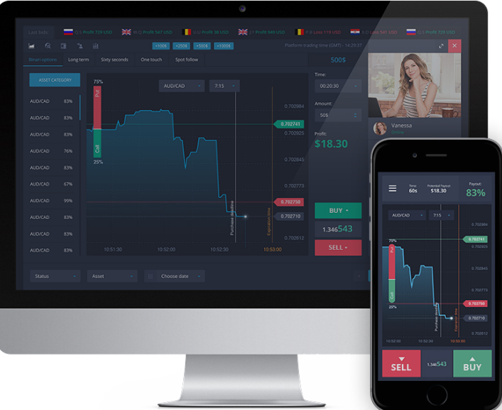 Binary trading demo no deposit