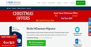 Logo of Birdie MDaemon Migrator