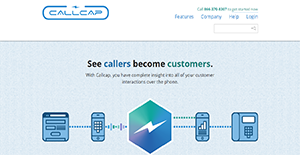 Logo of Callcap