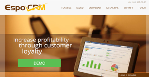 EspoCRM Reviews: Overview, Pricing and Features