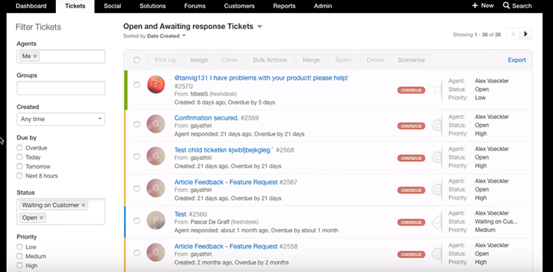 Freshdesk U2013 Free For Up To 3 Agents, Paid Plans Start At $16 Per Month