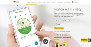 Logo of Norton WiFi Privacy