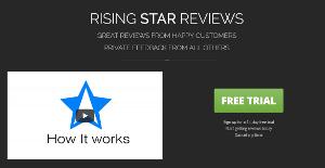 Logo of Rising Star Reviews