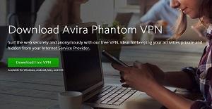 Logo of Avira Phantom VPN Pro