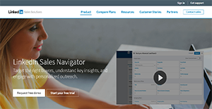 LinkedIn Sales Navigator Reviews: Overview, Pricing and Features
