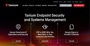 Logo of Tanium