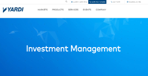 Logo of Yardi Investment Suite