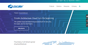 Zscaler Reviews: Overview, Pricing and Features