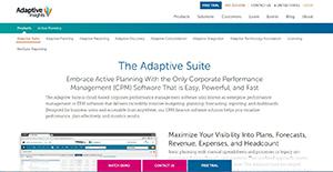 Logo of Adaptive Insights