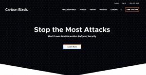 Logo of Carbon Black Predictive Security Cloud