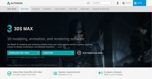 Autodesk 3ds Max Reviews: Overview, Pricing and Features