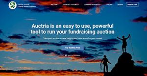Logo of Auctria