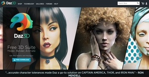 Daz 3D Reviews: Overview, Pricing and Features