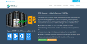 Logo of Enstella EDB to PST Converter