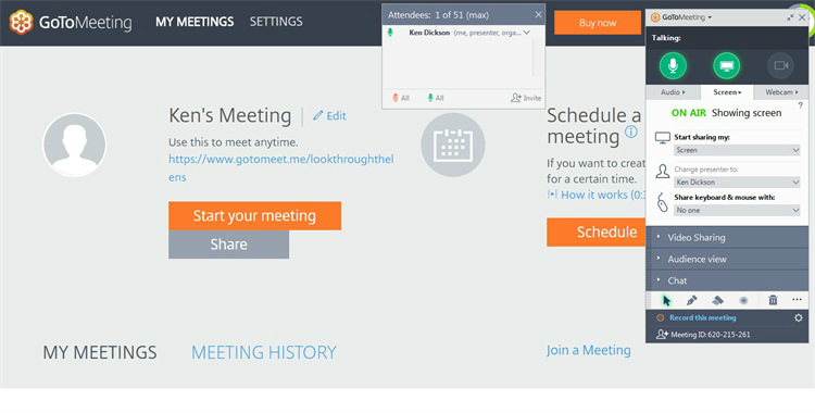 Top 10 Alternatives to GoToMeeting: List of Popular Video