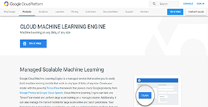 Cloud Machine Learning Engine Reviews: Overview, Pricing and Features