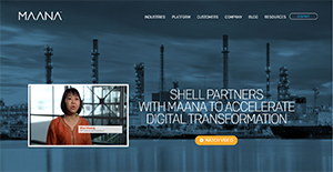 Logo of Maana Knowledge Platform