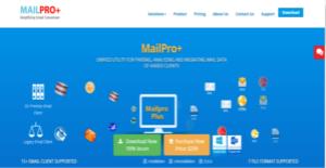 Logo of MailPro+