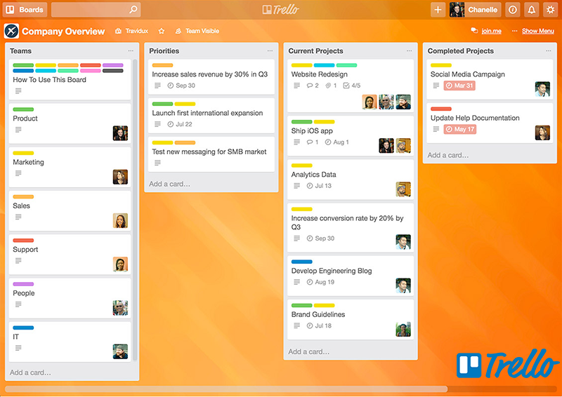 20 Best Project Management Software Solutions For Small Business In