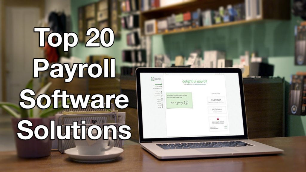 Top 20 Payroll Software Solutions