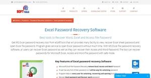 crack excel password linux
