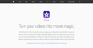 iMovie Reviews: Overview, Pricing and Features