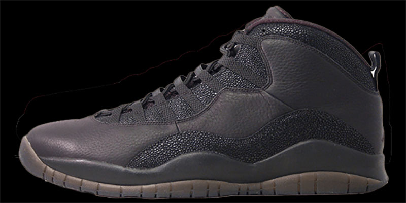 huge discount 30ca9 ac944 Air Jordan 10 OVO –  20,000