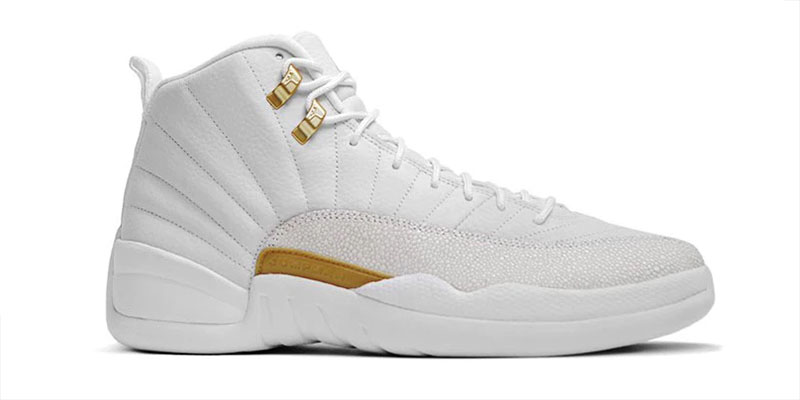 official photos 5bb71 6a798 Air Jordan 12 OVO –  100,000