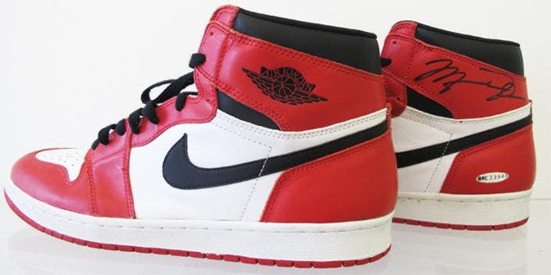 2332a79bee67 This pair of basketball sneakers are known as one of the most revered and  coveted Air Jordans ever produced. Fans and sneakerheads were particularly  crazy ...
